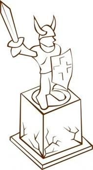 Sculpture Clipart.