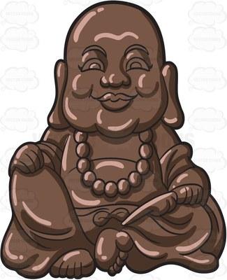 Gautama Siddhartha Cartoon Clipart