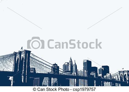 Stock Illustrations of New York.