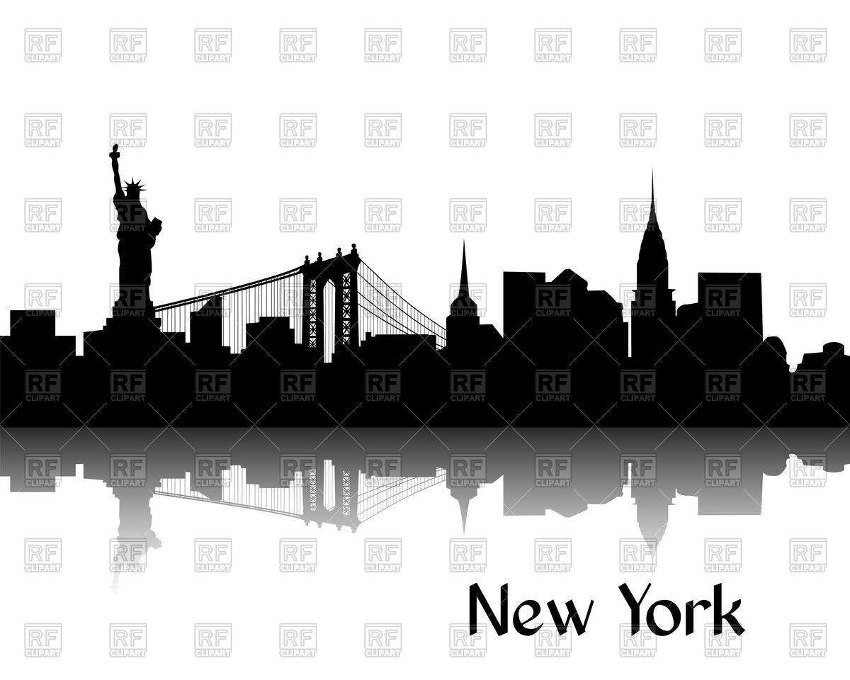 Brooklyn Bridge Clipart.
