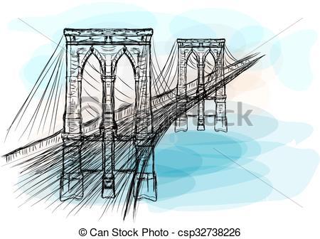 Brooklyn bridge Illustrations and Stock Art. 233 Brooklyn bridge.