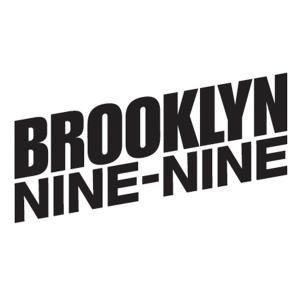 Image result for brooklyn nine nine logo.