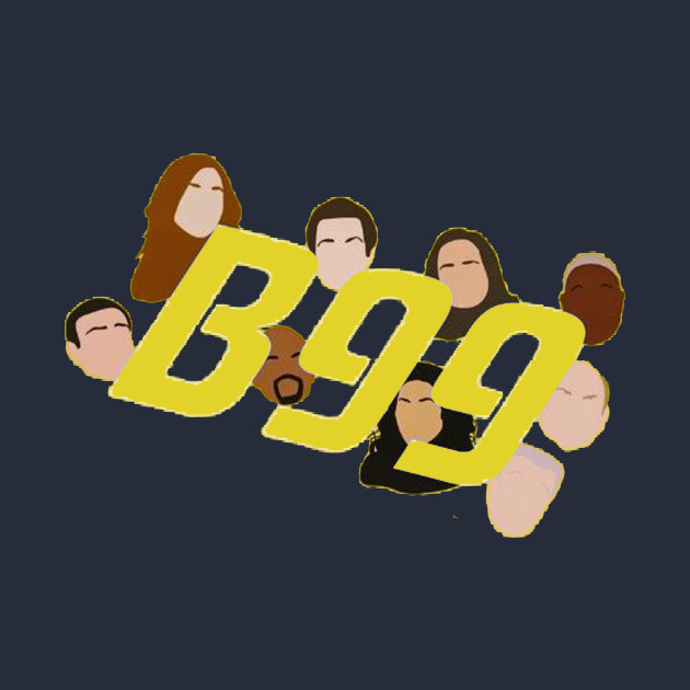 Brooklyn 99 Logo.