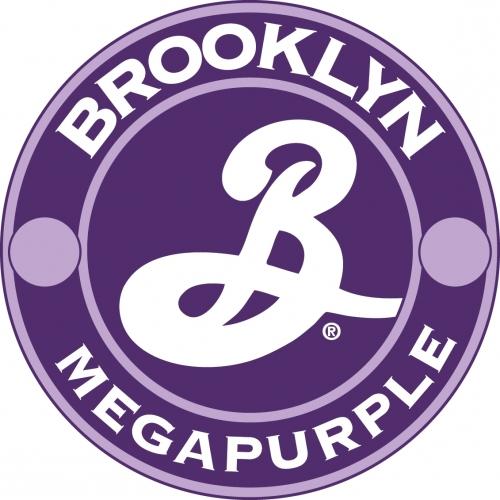 Brooklyn Brewery MegaPurple.