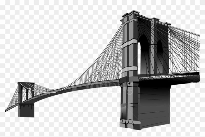 Free Png Brooklyn Bridge Png Images Transparent.