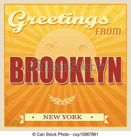 Brooklyn Clip Art Vector Graphics. 853 Brooklyn EPS clipart vector.