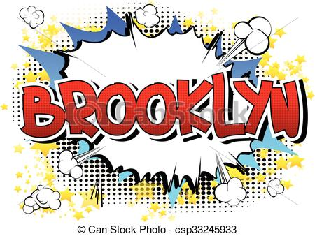 Vectors of Brooklyn.