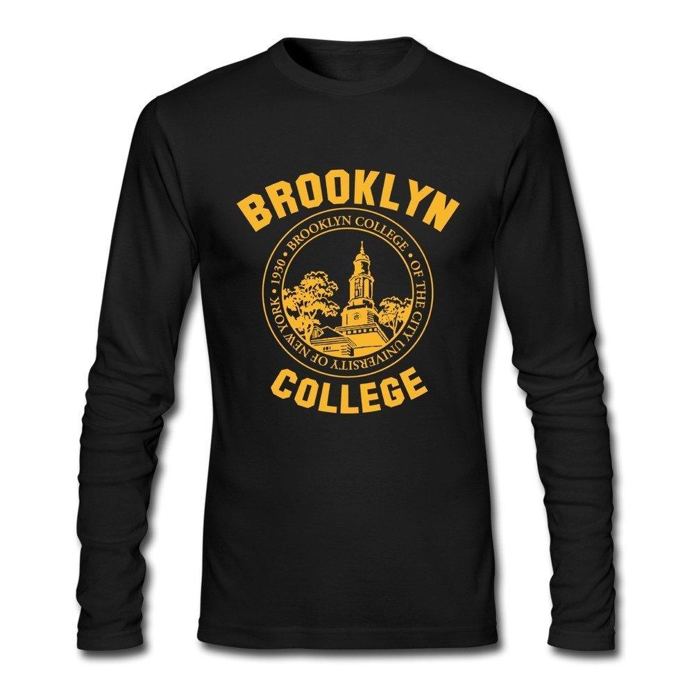 Amazon.com: Men\'s Brooklyn College Logo T.