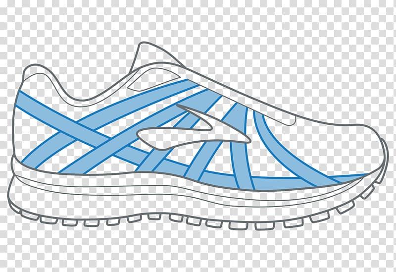 Sneakers Shoe Brooks Sports Nike Flywire, nike transparent.