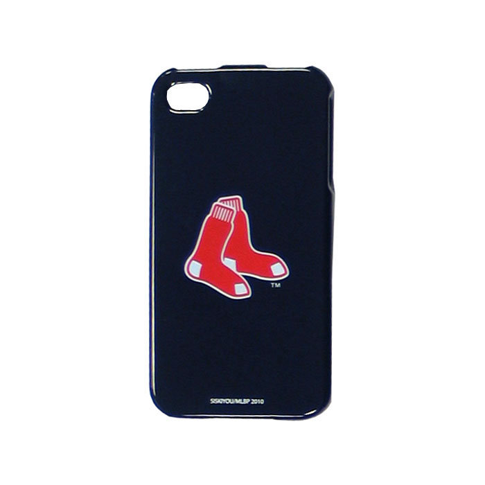 iPhone 4/4S Faceplate Boston Red Sox at Brookstone. Buy Now.
