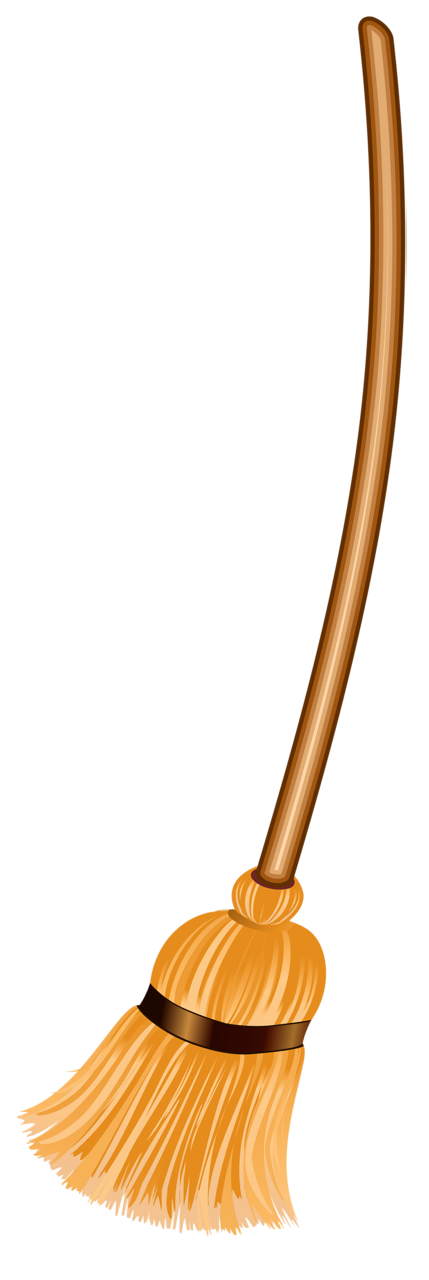 Broom Clipart.