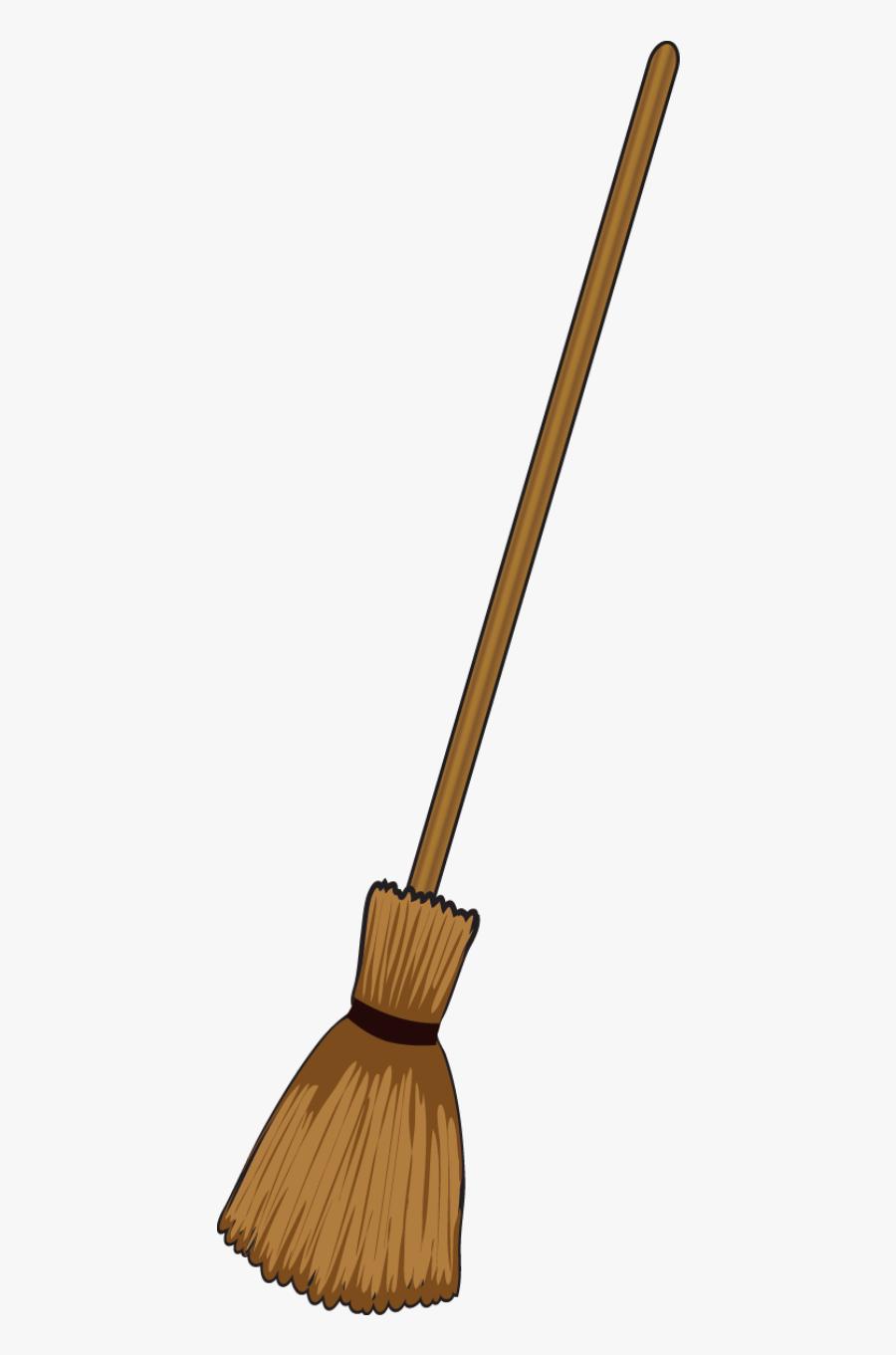 Broom Clip Art.
