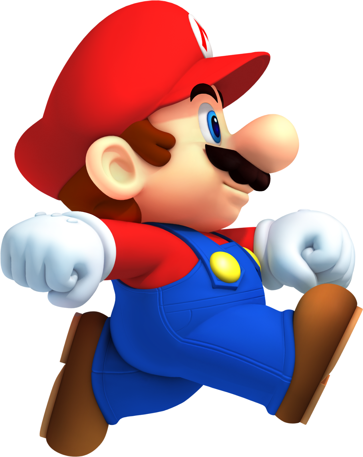 Mario bros clip art.
