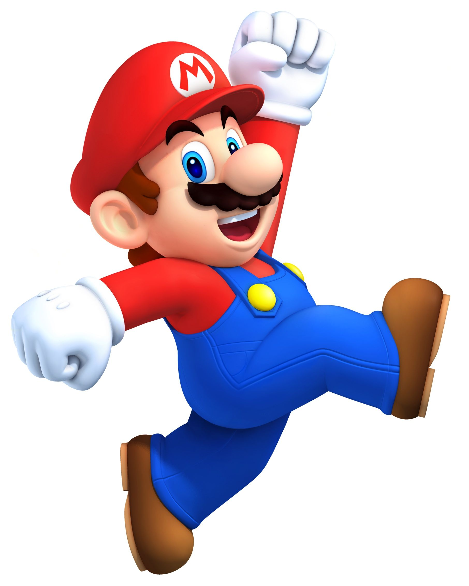 Mario Bros Clipart.