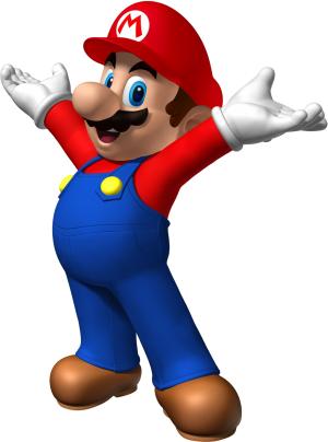 Mario Bros Clip Art Free.