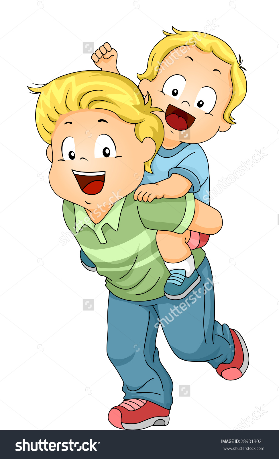 Brother Clip Art.