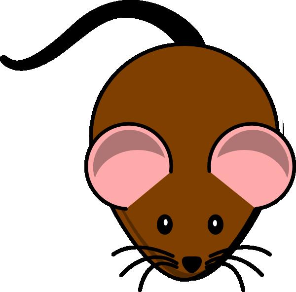 Brown Mouse Lab Svg Clip Arts 600 X.