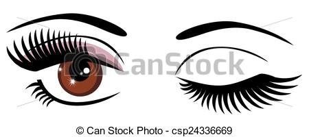 Brow Clip Art Vector Graphics. 777 Brow EPS clipart vector and.