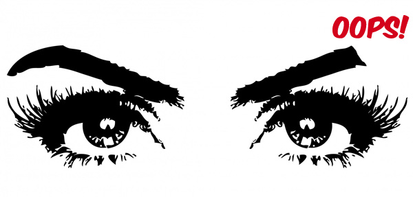 Clipart Eye Brow.