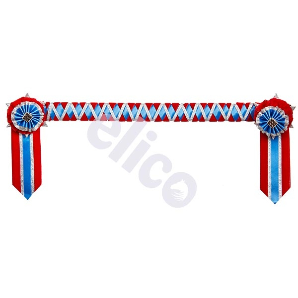 ShowQuest Ludlow Browbands.