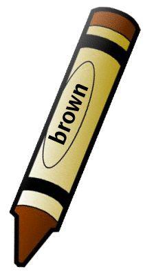 Clipart Brown Colour.
