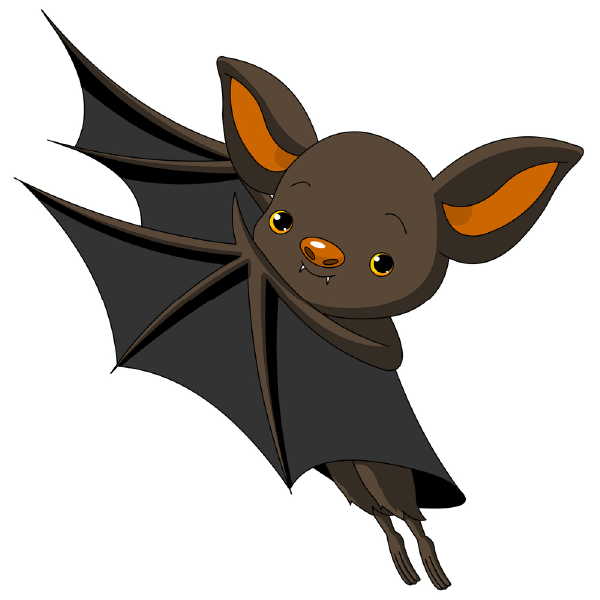 Bats clipart brown bat, Bats brown bat Transparent FREE for.