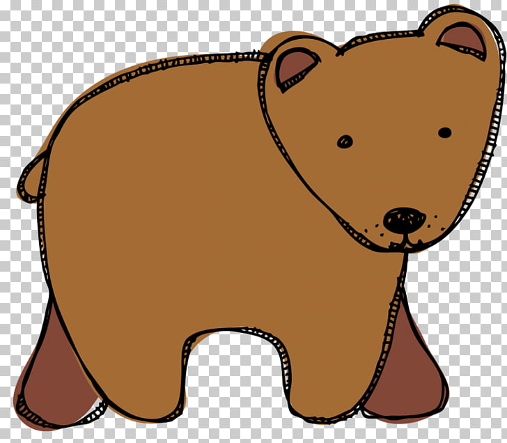 Brown Bear, Brown Bear, What Do You See? , bear PNG clipart.