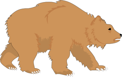 Free Brown Bear Clipart, 1 page of Public Domain Clip Art.