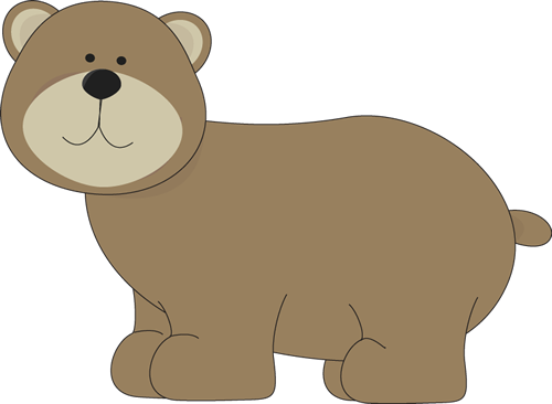 Brown Bear Clipart.