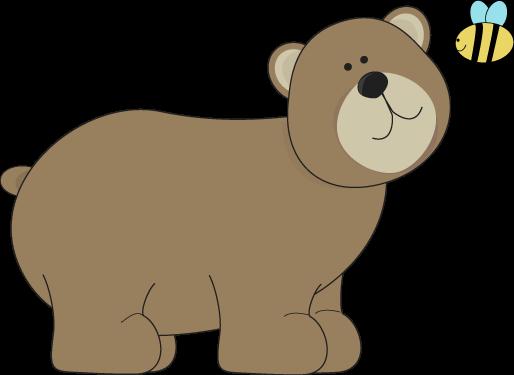 Brown Bear Clipart.