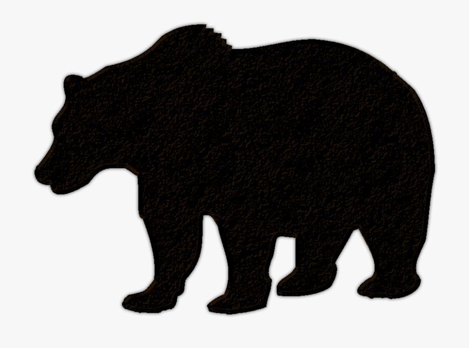 Black Bear Clipart Brown Bear.