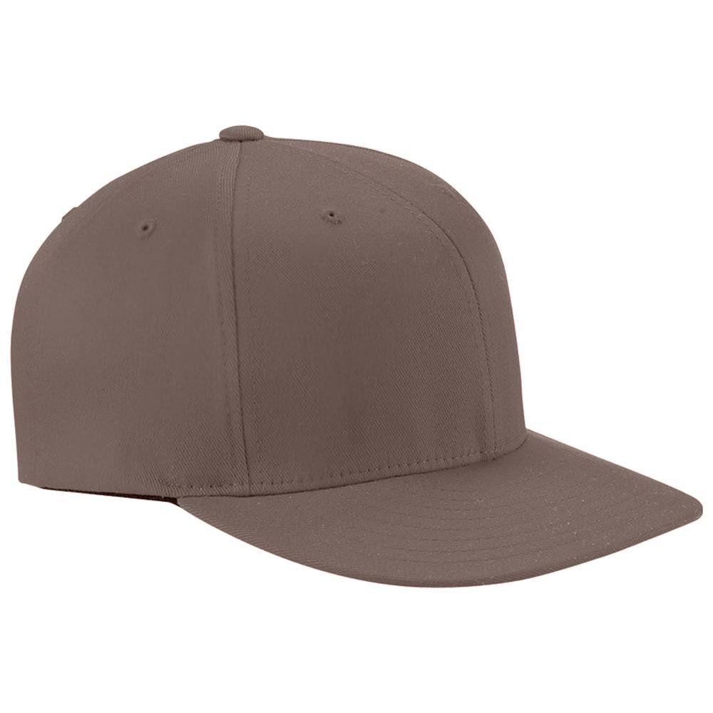 Brown Baseball Cap.
