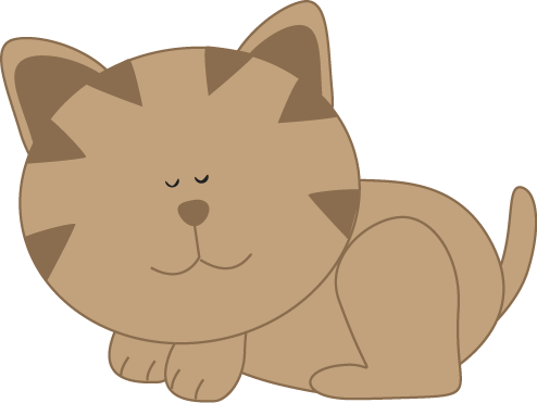 Cat Clip Art.