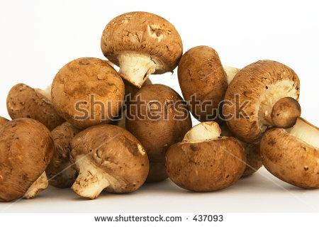 "chestnut Mushrooms"" Stock Photos, Royalty."
