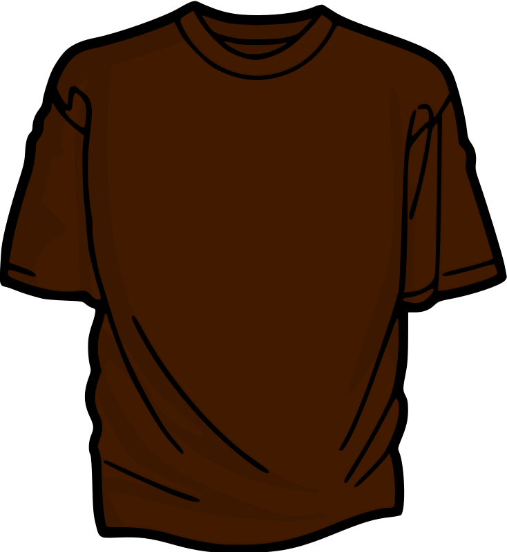 Free Clipart: Brown T.