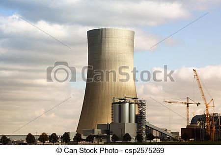 Stock Photographs of brown coal open mining csp2575269.