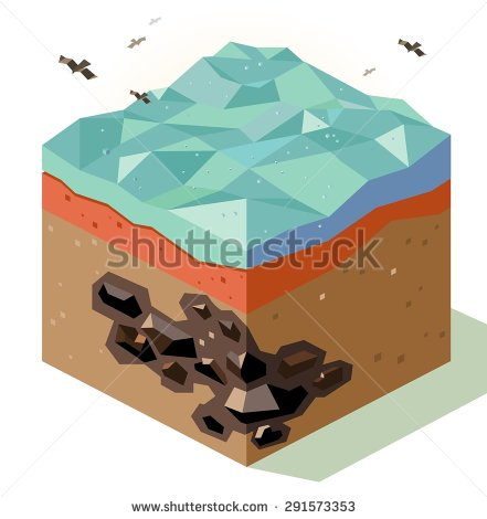 Brown Coal Stock Vectors & Vector Clip Art.