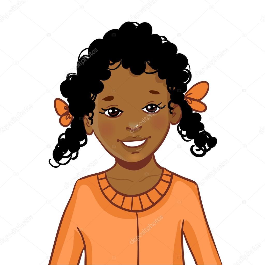 Brown Curly Hair Clipart 20 Free Cliparts  Download -5673