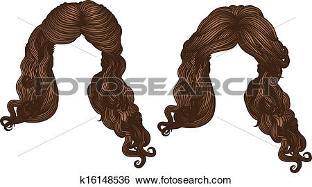 Curly hair Clip Art and Illustration. 7,293 curly hair clipart.