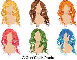 Curly hair Vector Clipart EPS Images. 7,953 Curly hair clip art.