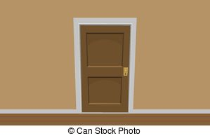 Cartoon doors clipart.