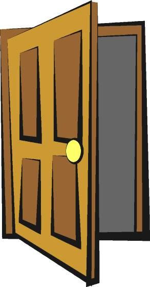 open door clipart free - photo #45