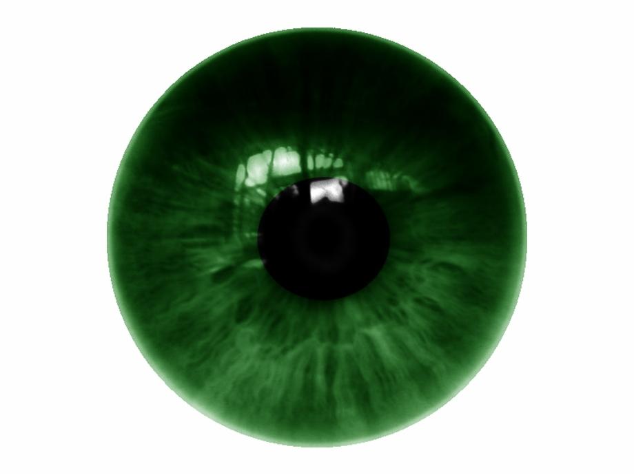 Green Iris.