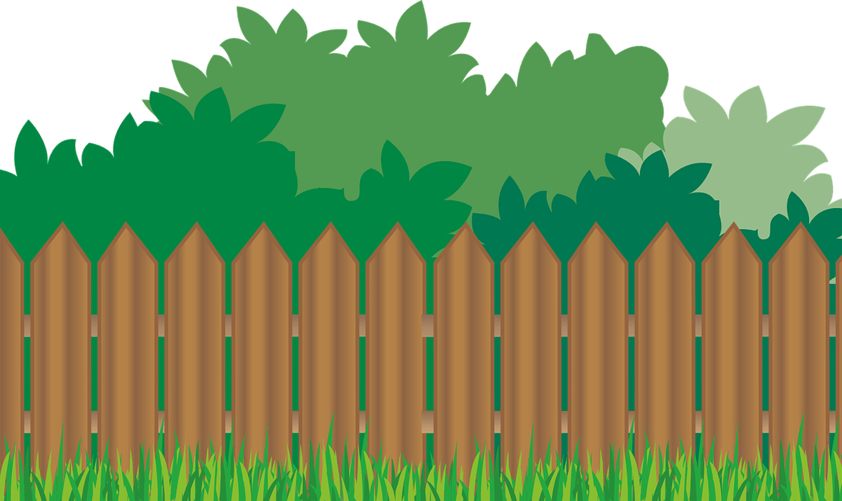 Gate clipart brown fence, Gate brown fence Transparent FREE.