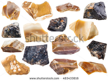 Flint Stock Images, Royalty.