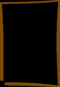 Brown Frame Clip Art at Clker.com.
