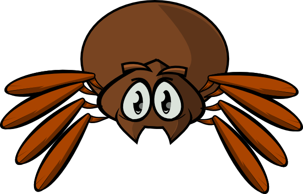 Spider Cartoon Images.