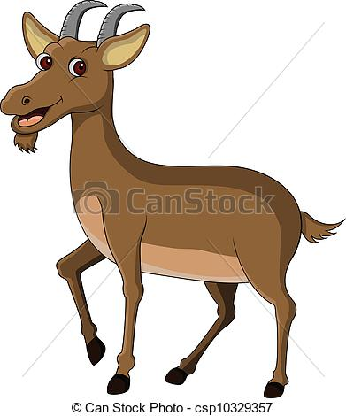 Baby goat Clip Art Vector Graphics. 423 Baby goat EPS clipart.