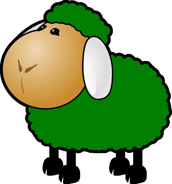 Sheep lamb clipart 2 clipartix.