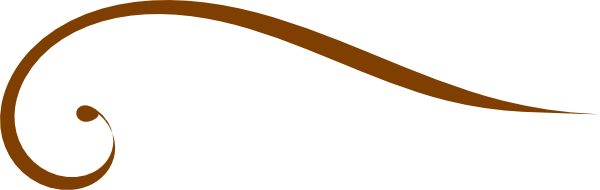 Brown Swirl PNG, SVG Clip art for Web.